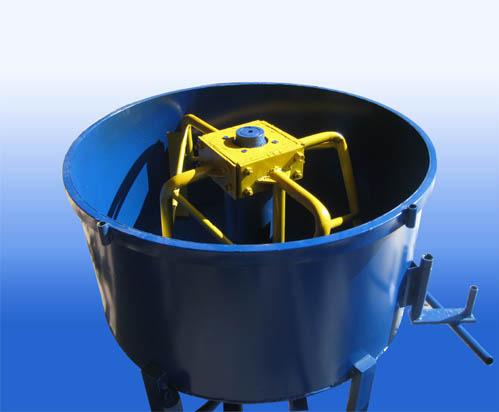 роторная бетономешалка